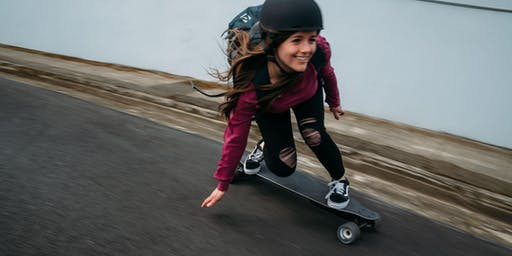 [Demo] Utah: Girl's Skate Camp