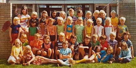 Reunie OBS de Zonnebloem Barneveld - klas van 1972-1978 tickets