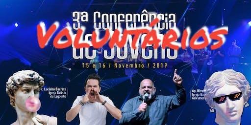 Voluntários Conferência Antivirus 2019