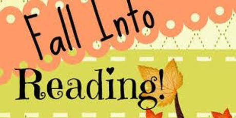 "December ""Fall Into Reading"" Workshop - 3 Weeks for $35!  (Ages 5 to 12) tickets"