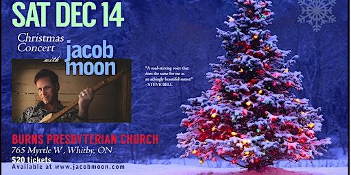Jacob Moon Welcomes Christmas at Burns Presbyterian!