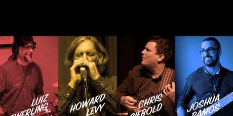 The Howard Levy 4 @ SPACE tickets