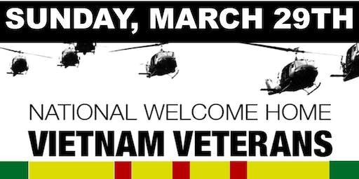Vietnam Veteran Welcome Home Dinner