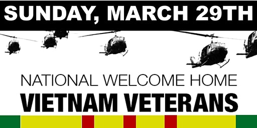 Vietnam Veteran Welcome Home Dinner