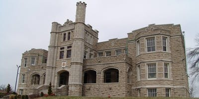 Overnight Ghost Adventure at Pythian Castle - June 5, 2020 (Friday)