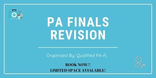 PA Finals Revision