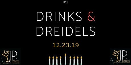 Drinks and Dreidels 2019 tickets
