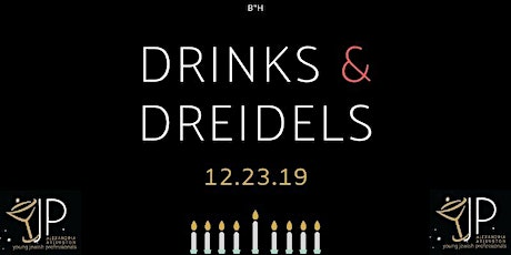 Drinks and Dreidels 2019 tickets