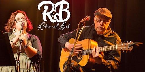 LIVE MUSIC - Robin & Bob
