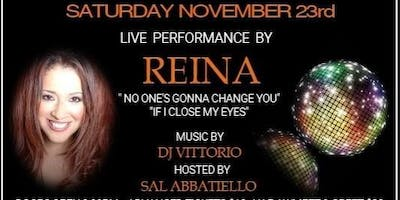 Reina Performing Live @ Venue Lounge