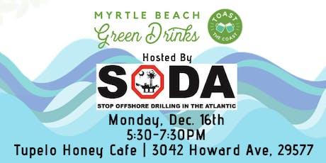 Myrtle Beach Green Drinks with SODA tickets
