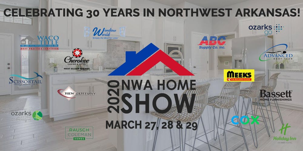 Home Show 2020 Near Me.2020 Nwa Home Show