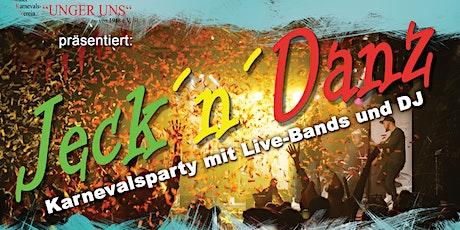 Jeck´n´´ Danz Tickets