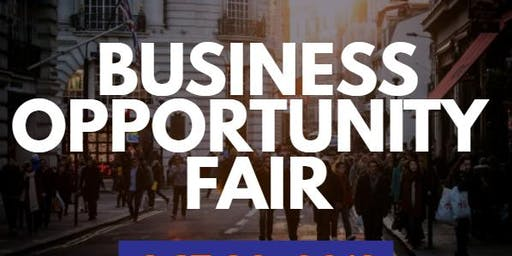 Business Opportunity Fair!