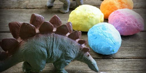 NORTHSIDE: Exploding Dino-Mite Eggs (For Grades 1-6 Only)