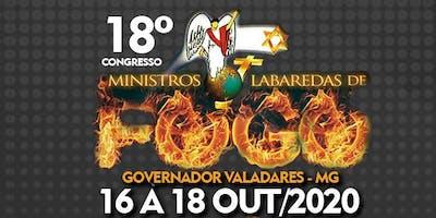 18º Congresso Ministros Labaredas de Fogo GV- O VENCEDOR CAMINHA NO FUTURO.