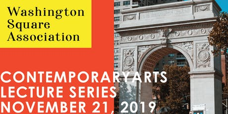 Contemporary Arts Lecture in Greenwich Village tickets