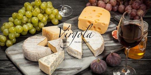 Wine Tasting & Food Pairing