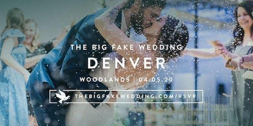 The Big Fake Wedding Denver | Powered by Macy's