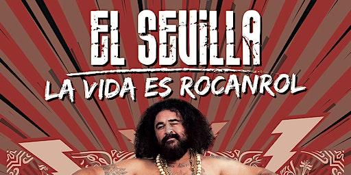 """EL SEVILLA: """"La vida es rockanrol"""" en Arganda del Rey"""