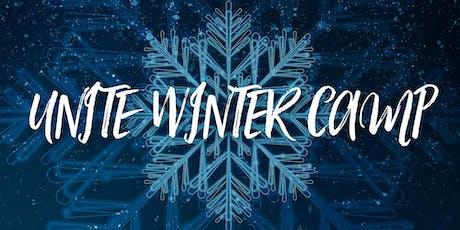 UNITE Winter Camp - 2020 tickets