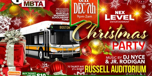 MBTA CHRISTMAS PARTY