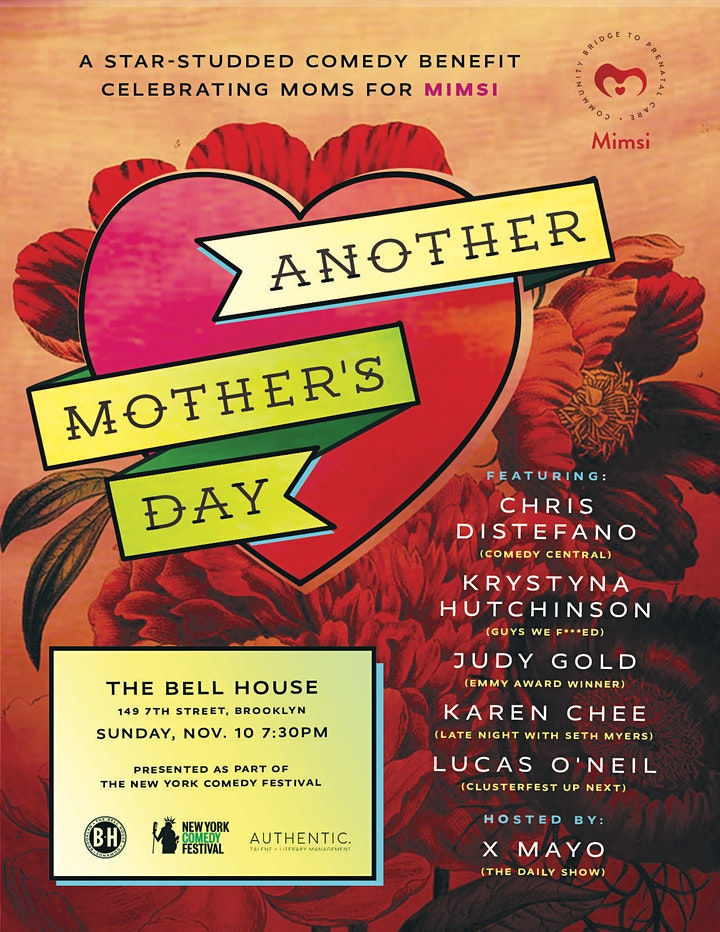 ANOTHER MOTHER'S DAY w. Krystyna Hutchinson, Chris Distefano, Karen Chee image
