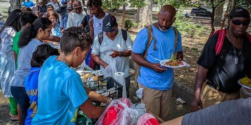 Atlanta Food Distribution Volunteering