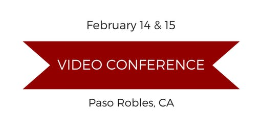Love and Respect Video Marriage Conference - Paso Robles, CA