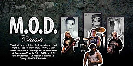 MOD Classic // Skarhead at The Kingsland