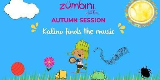 ZÜMBINI Sasbach - Kalino findet die Musik