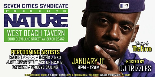 Seven Cities Syndicate Presents: Nature (Member of The Firm)