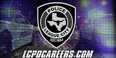 League City Police Department Civil Service Applicant Test tickets