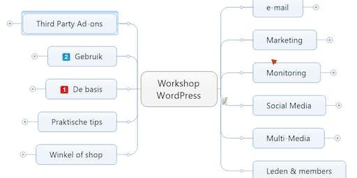 WordPress training voor ondernemers met afsluitend diner