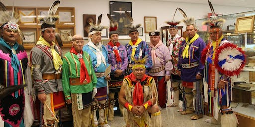 Third Degree by the Oklahoma Masonic Indian Degree Team