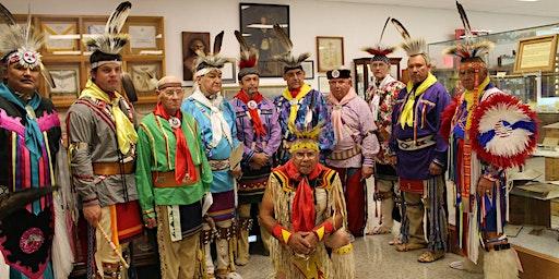 Third Degree by the Oklahoma Masonic Indian Degree Team