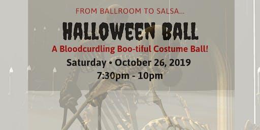 Halloween Ball!