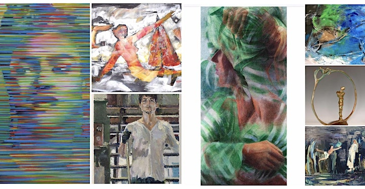 MIRER ART  WINTER EXHIBITION THE NEO FINE ARTS MOVEMENT,PAINTING,SCULPTURES image