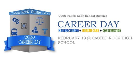 2020 Castle Rock Toutle Lake Career Day tickets