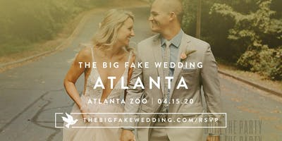 The Big Fake Wedding Atlanta