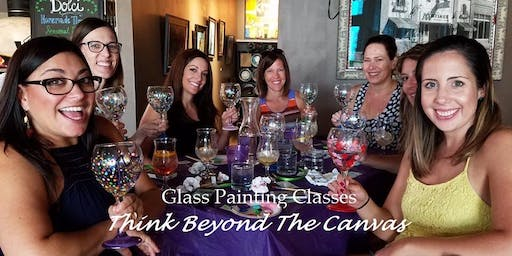 New Class! Join us for our Coffee Mug Painting Party Workshop at Cups Espresso 11/18 @ 4:30pm