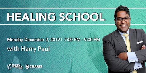 Healing School with Harry Paul