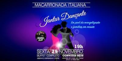 MACARRONADA ITALIANA • JANTAR DANÇANTE