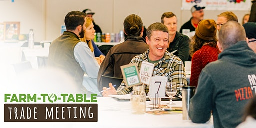 Northwest Washington Farm-To-Table Trade Meeting