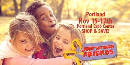 JBF Portland Fall 2019 Admission Ticket FREE