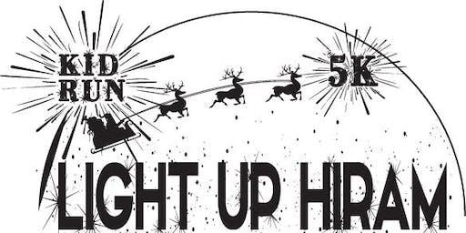 Hometown Christmas Light Up HIRAM