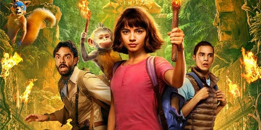 NORTHSIDE: Teen Movie: Dora & the Lost City of Gold (For Grades 6- 12 ONLY)