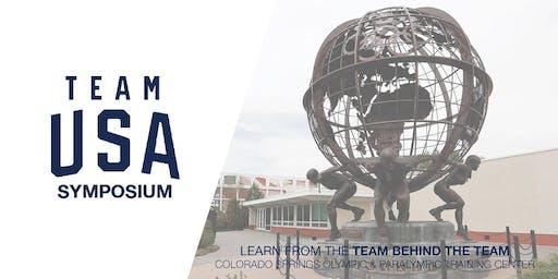 Team USA Symposium