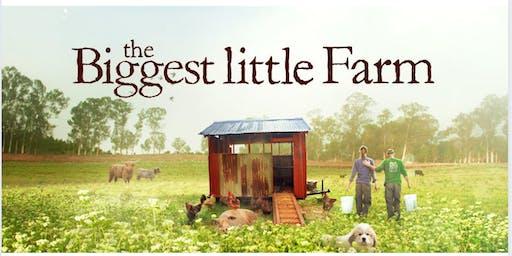 Free Film Screening: The Biggest Little Farm