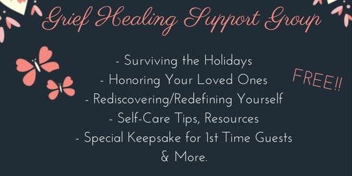 Grief Healing Support Group